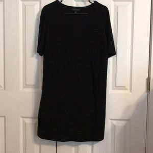 Ann Taylor little black dress size M